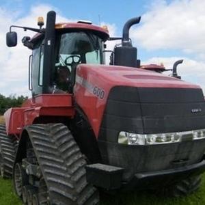 Medium case ih steiger 600 track tractor
