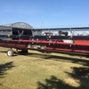 Thumb case ih wd1203 swather 3