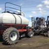 Thumb 50ft flexicoil drill with case cart 2