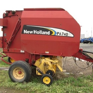 Medium new holland baler 1