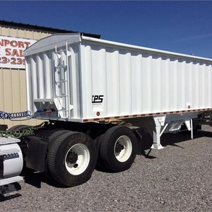 Medium hopper trailer 1