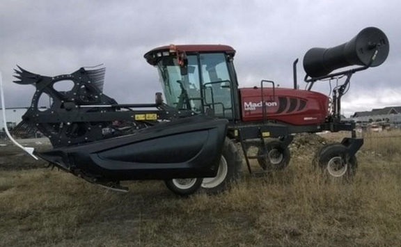 30ft 2104 MacDon M155 Windrower | 55 Farms