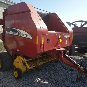 Medium nh baler 1