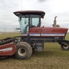 Thumb macdon 9350 windrower