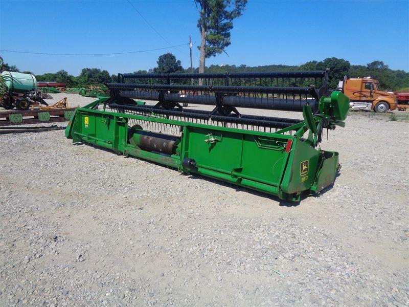 John Deere 920 Flex headers | 55 Farms