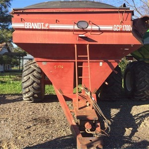 Medium grain cart 1