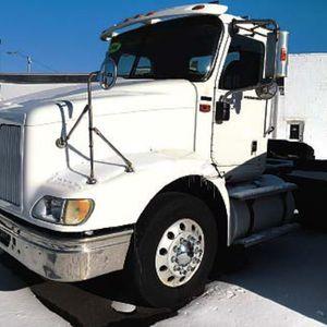 Medium international truck