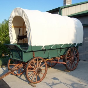 Medium wagon front