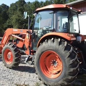 Medium kubota m8560hd tractor
