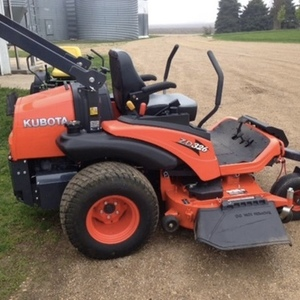 Medium kubota zd326p 60 riding mower