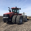 Thumb case steiger 450 hd tractor