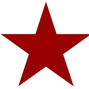 Medium red star2