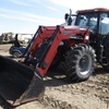 2009 Case Pume 155 Tractor with Case L760 Loader