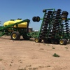 John Deere 42' 1890 Drill/Air seeder