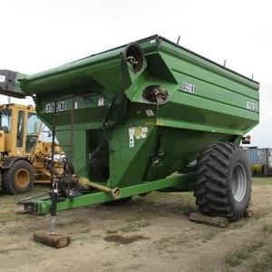 Medium frontier grain cart
