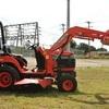 2002 Kubota bx2200 orange