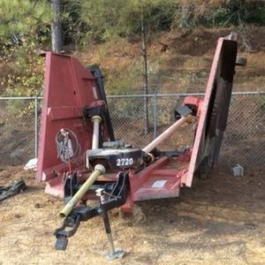 Medium buch hog 2720 rotary mower 1
