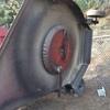 Thumb buch hog 2720 rotary mower 2