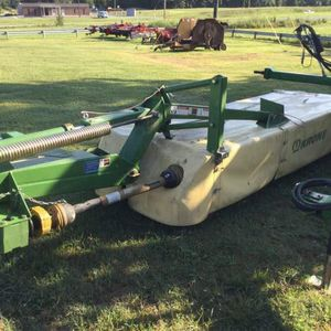 Medium krone disc mower 1