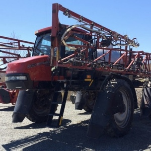 Medium case patriot 3320 self propelled sprayer 1
