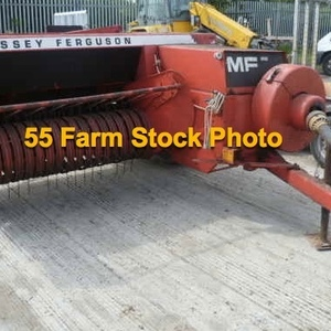 Medium baler   small mf