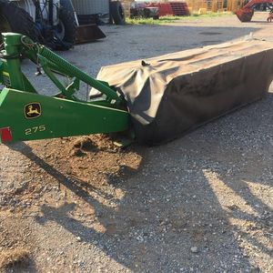 Medium jd disc mower 1