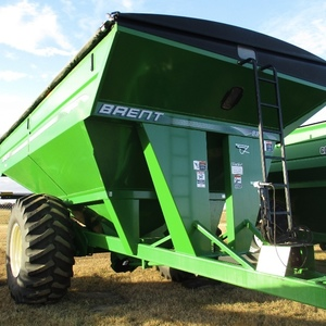 Medium brent 882 grain cart