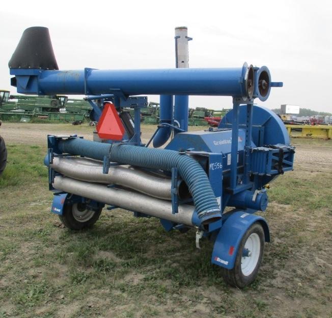 2011 Brandt 5200EX Grain Vac | 55 Farms