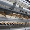 Thumb gleaner 8200 flex combine head 1