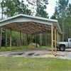Complete Steel Truss Pole Barn Kits and Installation/American Barn Busters LLC