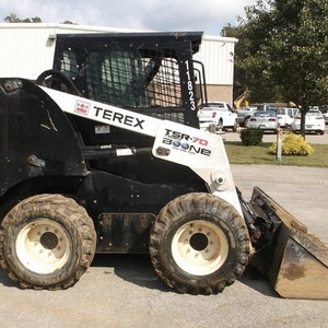 Medium terex tsr 70 skid steer loader