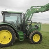 Thumb john deere 6521r tractor   loader 4