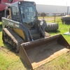 Thumb deere 323d skid steer loader