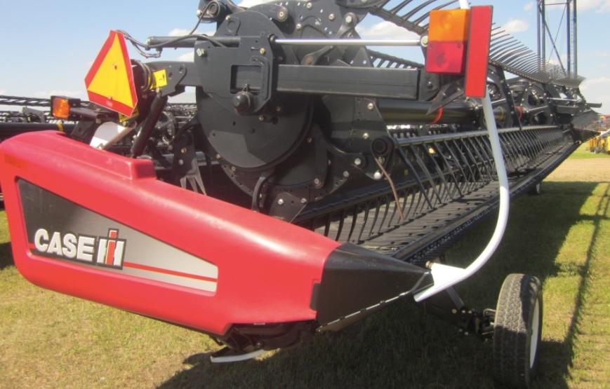 40ft 2013 Case IH 2152 Combine Head   55 Farms