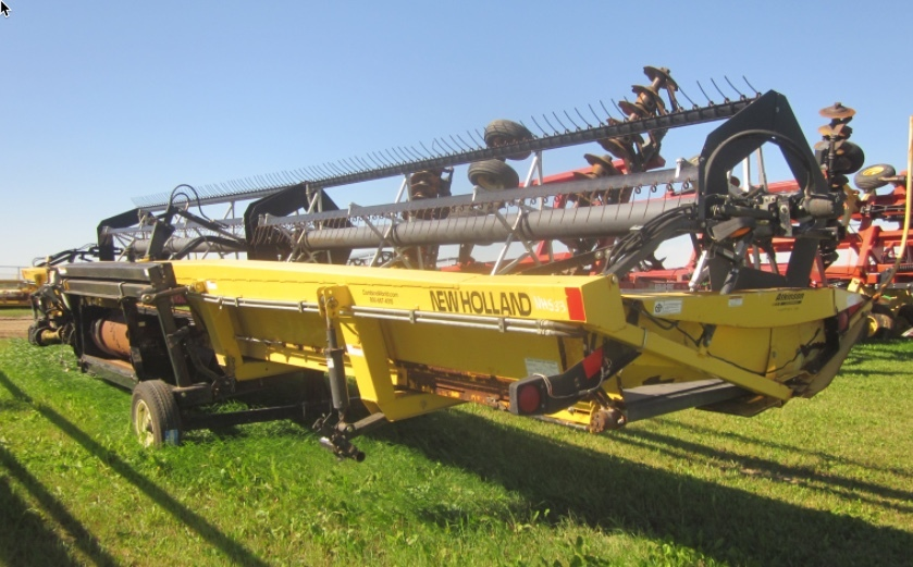 36ft 2000 New Holland 994 Combine Head   55 Farms