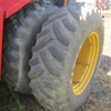 Thumb versatile 875 articulated tractor 1