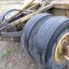 Thumb garwood 12 yard pull scraper 2