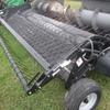 Thumb agco swathmaster 4200 pick up header