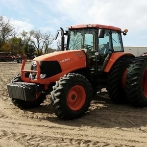 Medium kubota m135x tractor