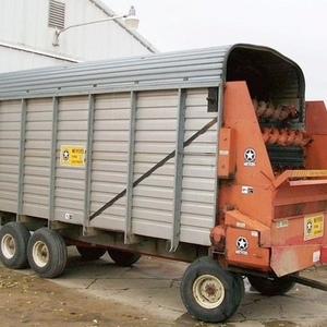 Medium meyer 500 grain wagon