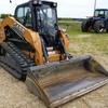 Thumb case tv380 skid steer track loader