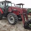 Thumb massey ferguson 5465 tractor