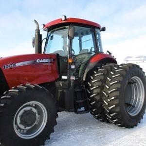 Medium case ih 140a tractor 1